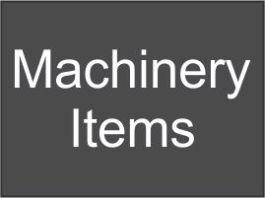 Machinery words5