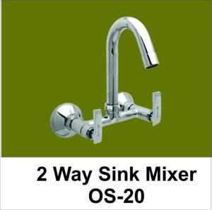 2 Way Sink Mixer