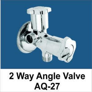 Two way Angle Valve